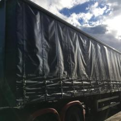 M&G Curtainside Trailer