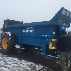 Bunning Lowland Spreader Mark 4