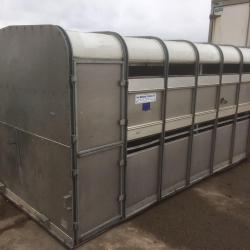 Ifor Williams Livestock container
