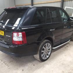 Land Rover Range Rover Sports