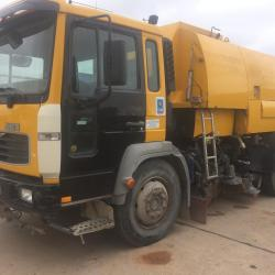 Volvo Johnston Road Sweeper