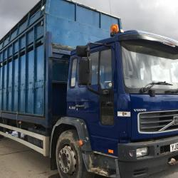 Volvo Cattle Truck FL250