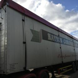 Schmitz Walking floor trailer